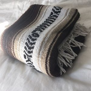 Other - Vintage Mexican Blanket